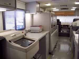 Mobile Laboratory AGI