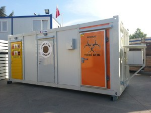 Mobile Lab Container