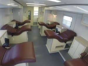 Bloodmobile 6 Beds