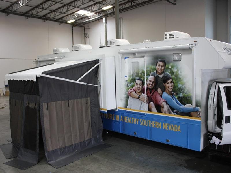 Mobile Medical Mobile Clinic Mobile Dental Aleph Group