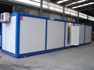 40ft Lab Container
