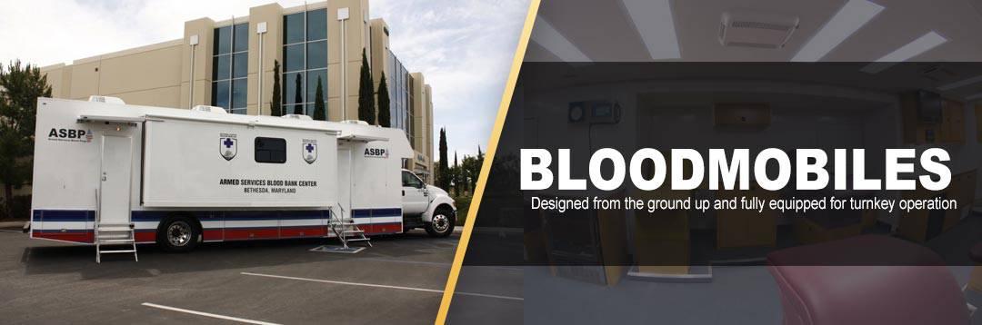 Bloodmobile Walter Reed