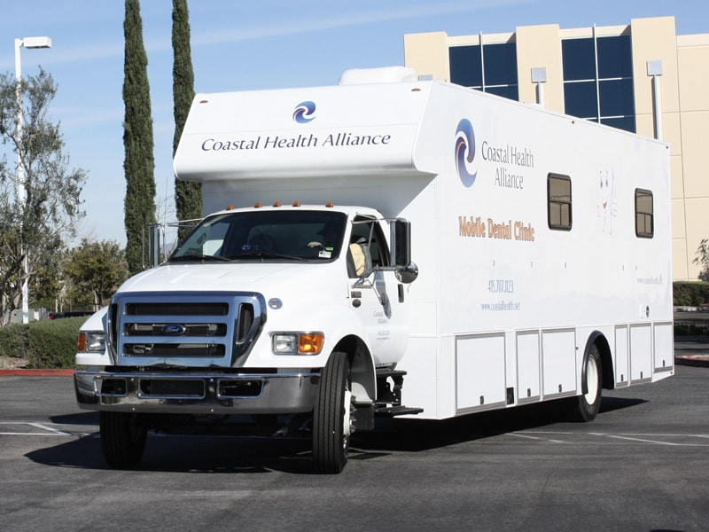 Medical Container, Portable Clinics | Aleph Group Inc