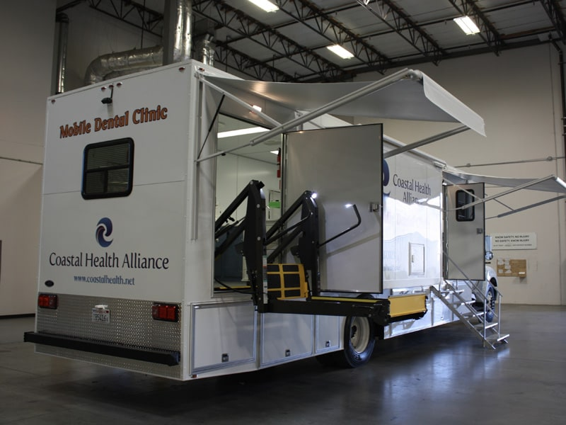 Mobile Medical, Mobile Clinic, Mobile Dental, Aleph Group